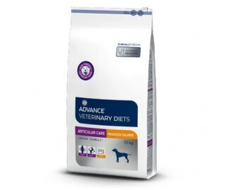 Advance Trockenfutter für Hunde articulare care reduced calorie
