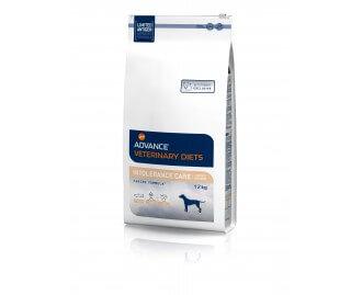 Advance intolerance / limited antigen Diät für Hunde