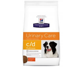 Hills CD Canine c/d PD - Prescription Diet Diät für Hunde