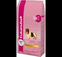 Eukanuba Light Trockenfutter für Hunde mittelgrosse Rassen