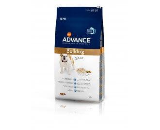 Advance Bulldogge Trockenfutter für Bulldoggen