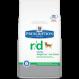 Hills PD Canine r/d Diät für Hunde