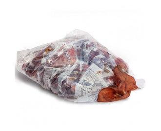 HobbitAlf Schweineohren, einzeln verpackt, für Hunde
