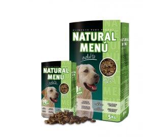 Natural Menú Adulto feuchtes Trockenfutter für den Hund
