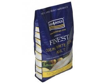 Fish4Dogs Finest Complete Trockenfutter für Hunde