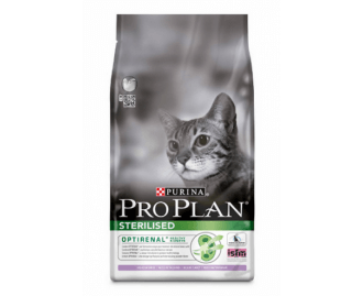 Proplan Lachs Trockenfutter für sterilisierte Katzen