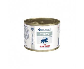 Royal canin pediatric starter dog mousse Dose 12x195 grs Vet Size Welpen