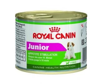 Royal Canin Nassfutter für Junior Hunde für kleine Rassen