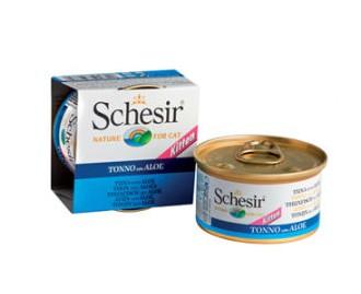 Schesir Nassfutter für Kätzchen Dose 2 Sorten