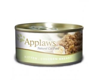 Katzenfutter Applaws für Kätzchen Dose 70gr