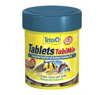 Tetra TabiMin Fischfutter in Tablettenform