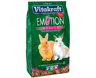 Vitakraft Emotion Beauty Nahrung für Kaninchen mini