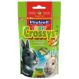 Vitakraft Fruit Crossys snack für Zwergkaninchen