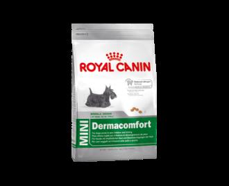 Royal Canin Dermacomfort MiniTrockenfutter für Hunde