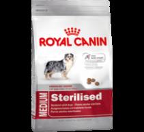 Royal Canin Medium sterilised adult Trockenfutter für Hunde mittel grosser Rassen