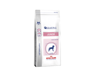 Royal canin pediatric junior Vet Size für junge Hunde