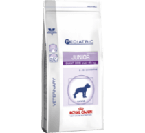 Royal canin pediatric junior giant dog 14 kg. Vet Size für riesen Hunde