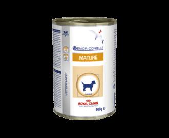 Royal canin senior consult mature lata 400 grs. Vet Size ältere Hunde
