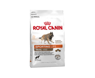 Royal Canin Trockenfutter für Hunde Sporting Life Trail 4300