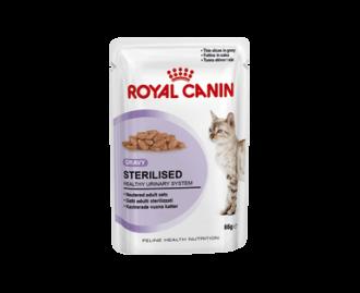 Royal canin Sterilised Nassfutter für ältere Katzen