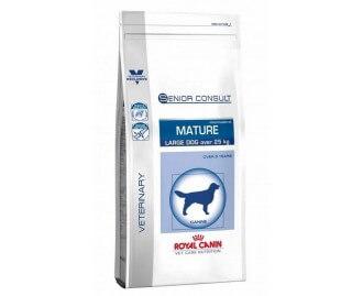 Royal canin senior consult mature large dog 14 kg. Vet Size für ältere Hunde grosser Rassen
