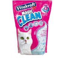 Vitakraft Magic Clean Streu aus Kiesel