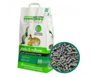 Back2Nature Pellets recycled Papier Back to Nature