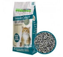Cat-Litter Pellets recycled Papier Katzenstreu