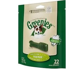 Greenies Teenies Snacks für Hunde