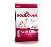 Royal Canin Trockenfutter für Hunde medium adult 7+