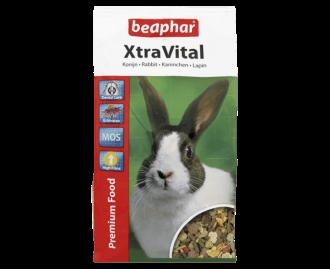 Beaphar XtraVital Futter für Kaninchen