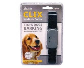 Clix No Bark Halsband gegen Bellen [2 Tallas]