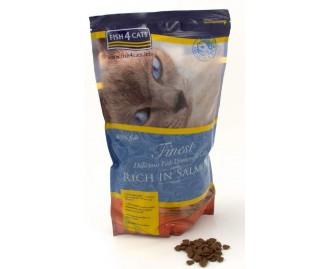 Fish4cats Trockenfutter für Katzen mit Lachs