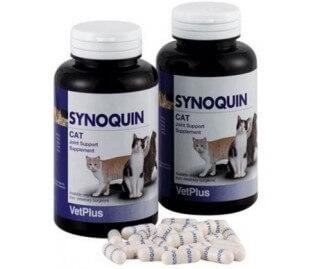 Synoquin Efa chondroprotektiva für Katzen 90 Kapseln