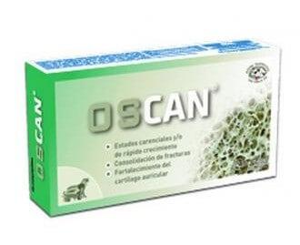 Oscan Chondroprotektiva für Katzen und Hunde 60 Tabletten