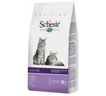 Schesir Trockenfutter für Katzen mature senior