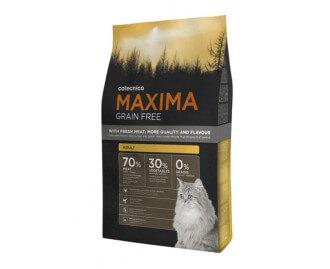 Maxima Grain Free Adult Trockenfutter für Katzen