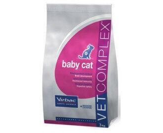 Virbac VETCOMPLEX Baby cat Kroketten für Katzen