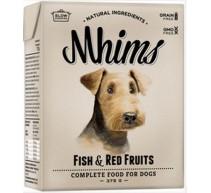 Mhims Fish & Red Fruits Natürliche Nahrung für den Hund
